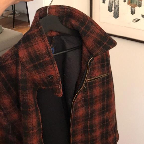 Men's Pendleton Wool Jacket